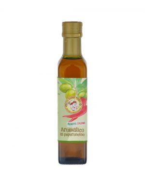chili oliiviöljy