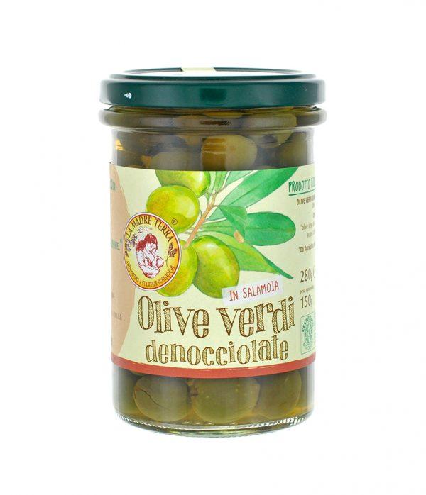 vihreä oliivi