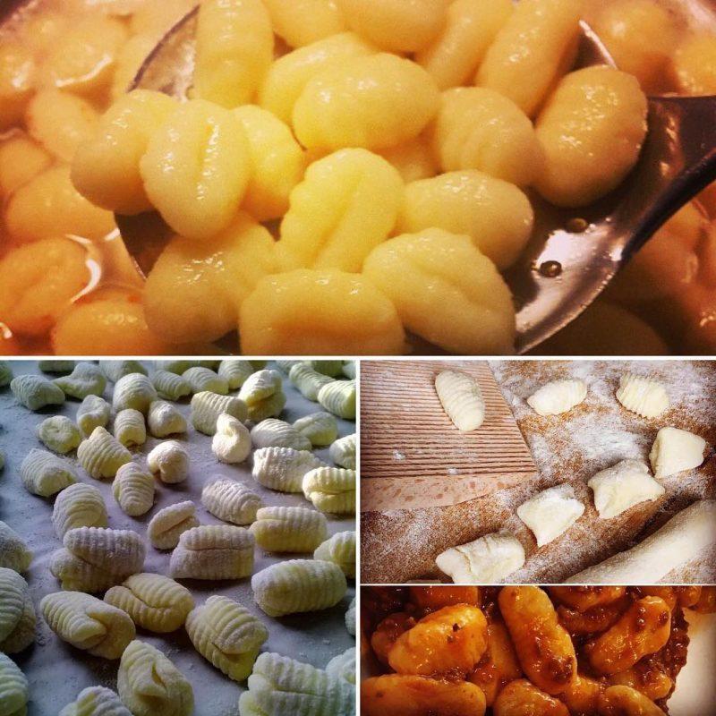gnicchi resepti