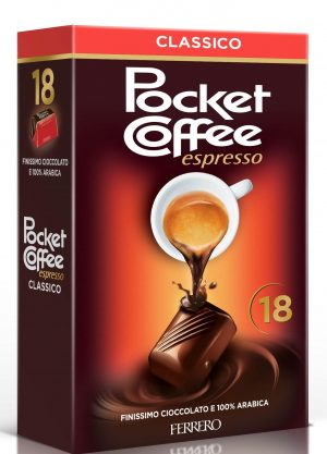 pocket coffe