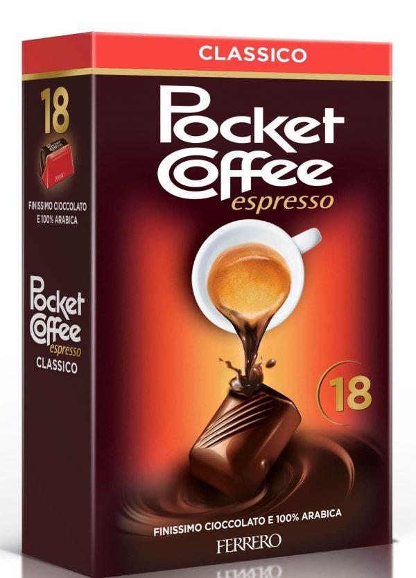 pocket coffe