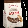 Suklaahippuja cantuccini