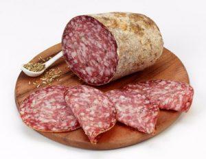 fenkoli salami