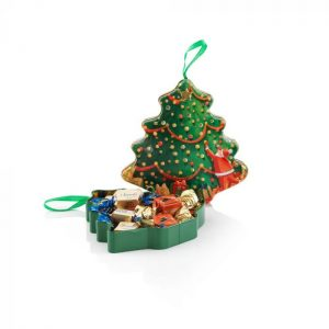 joulukuusi suklaarasia