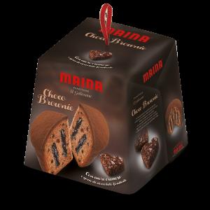 panettone choco brownie