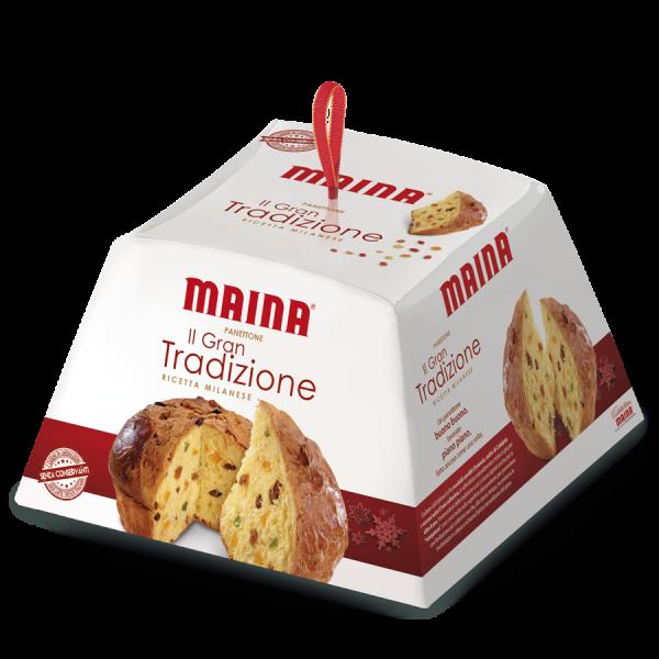 milanese panettone