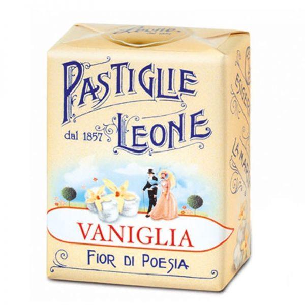vanilja pastilli