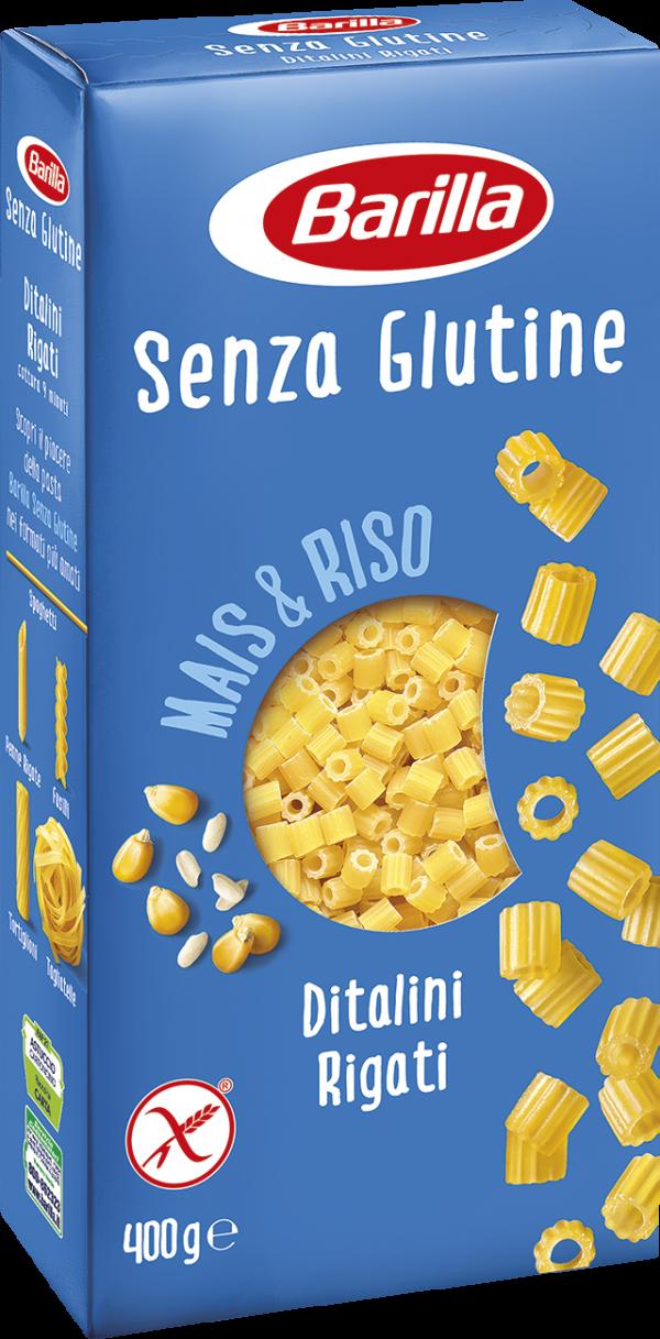 gluteeniton pasta