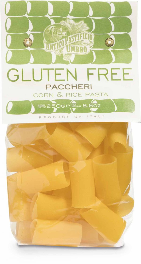 gluteeniton paccheri