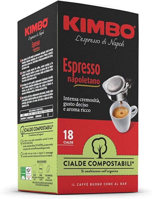 kimbo espressonapit
